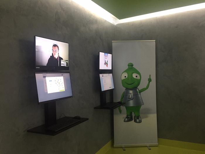 S výběrem poradí odborník přes video chat, foto: MediaGuru.cz.