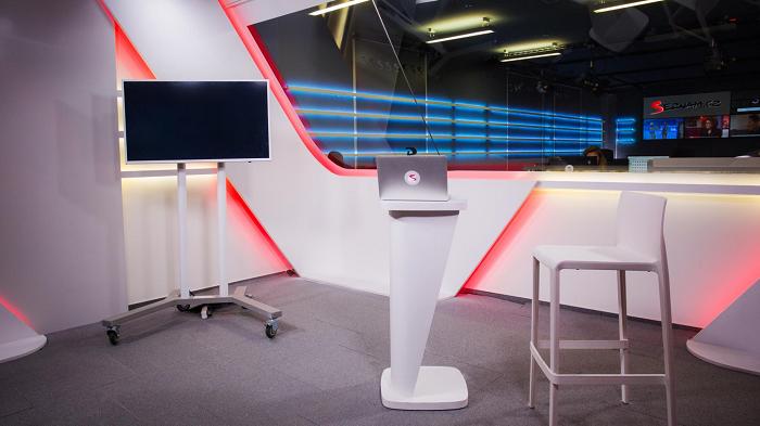 Zpravodajské studio