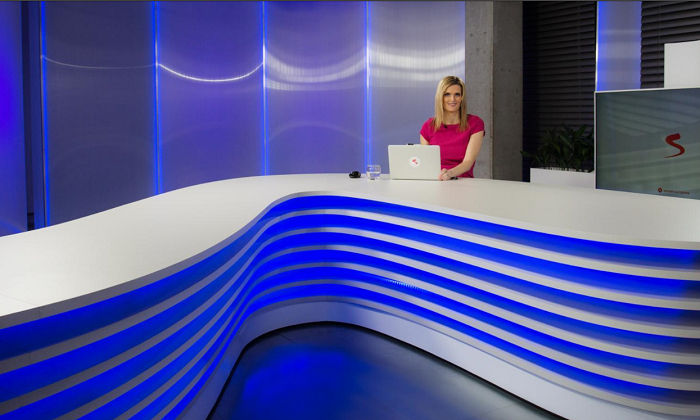 Studio Televize Seznam. foto: Seznam.cz