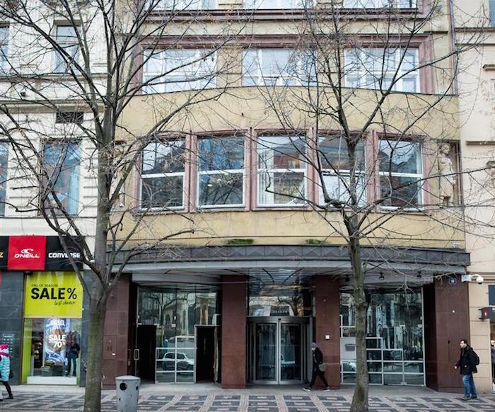 V budově bývalé České spořitelny vznikne nové pop-up studio IKEA, foto: IKEA