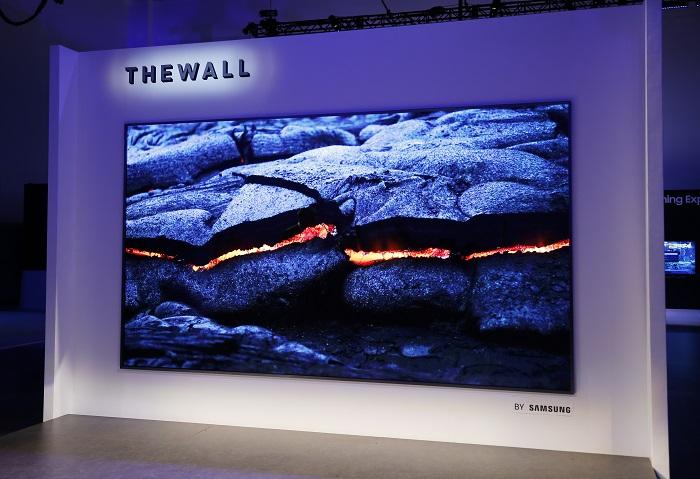 Televize The Wall od Samsungu, foto: Samsung