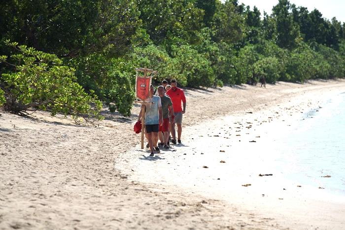 Robinsonův ostrov, foto: TV Nova