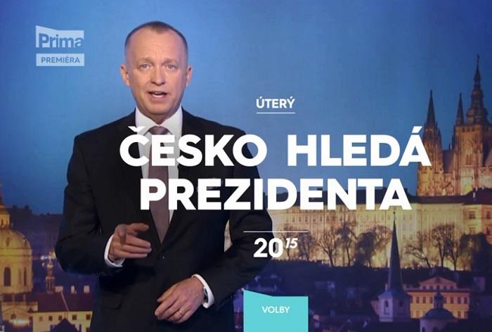 Česko hledá prezidenta, foto: FTV Prima