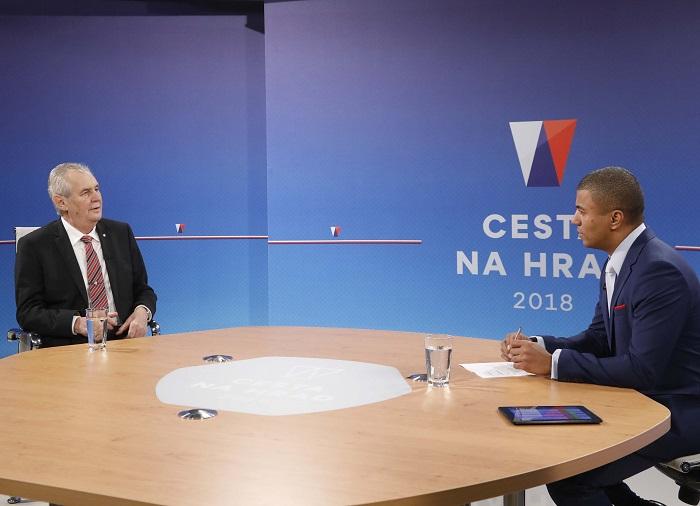 Cesta na Hrad, foto: TV Nova