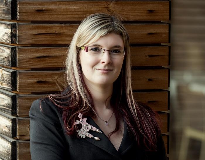 Kateřina Vymazalová, Marketing & PR Coordinator CZ & SK společnosti Epson, foto: Epson