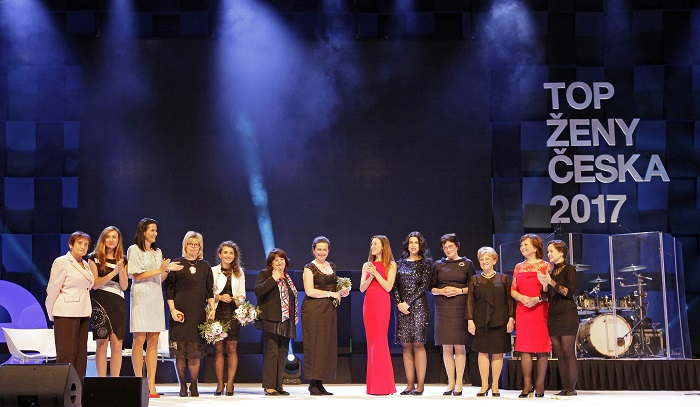 Top ženy Česka 2017, foto: Economia