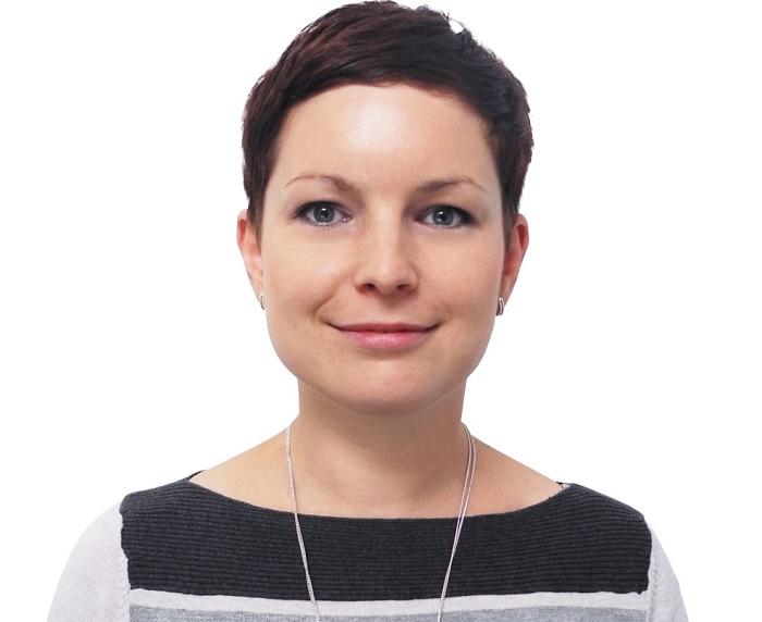 Dana Holíková, foto: Acomware