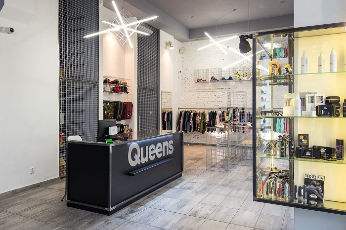 Ostravská prodejna, foto: Queens