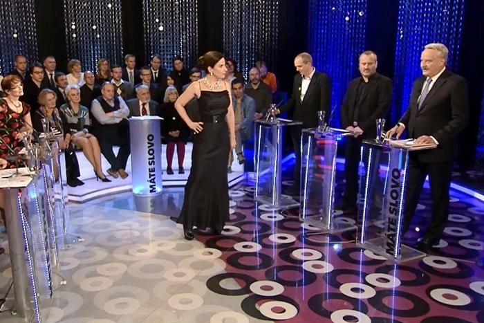 Máte slovo s M. Jílkovou, foto: Česká televize