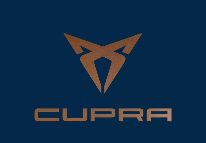 Logo nové značky Cupra, zdroj: SEAT