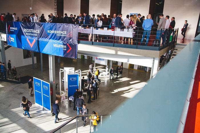 Veletrh i konference se konaly v PVA Letňany, foto: Ecommerce Expo