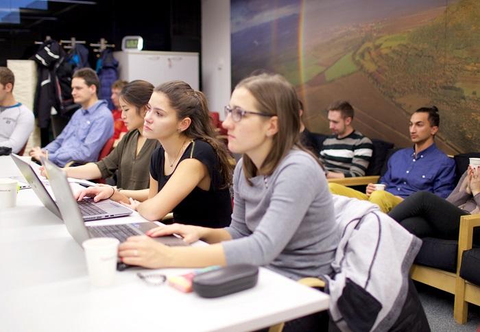 Studentská soutěž, foto: Seznam.cz