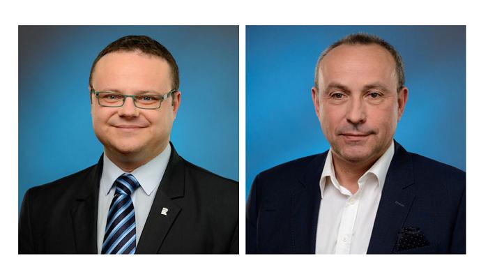 René Zavoral a Jan Pokorný, foto: Český rozhlas