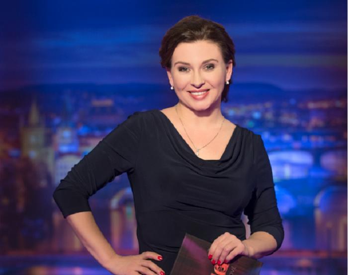 Tenký led Dany Morávkové, foto: TV Barrandov