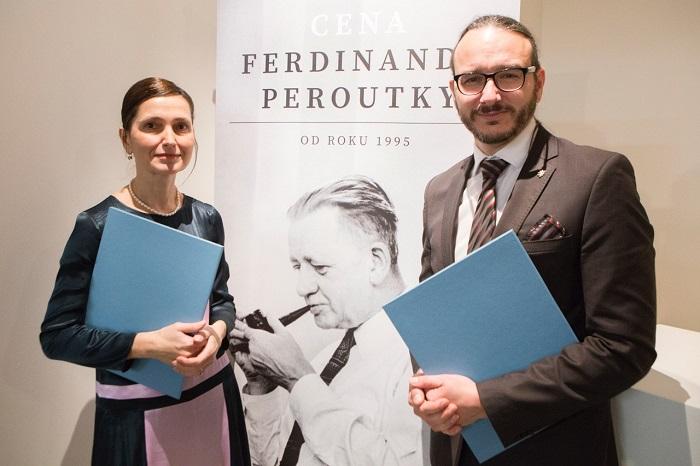 Jana Klímová a Jakub Szántó, foto: Irena Vodáková, Český rozhlas