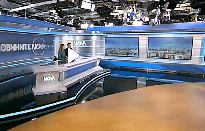 TV Nova Bulharsko, repro vysílání