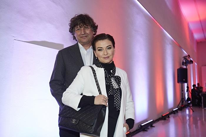 Na tiskovou konferenci dorazila i Dana Morávková.
