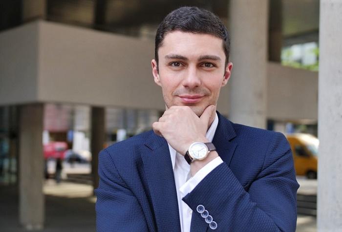 Radek Musil, foto: Fundlift