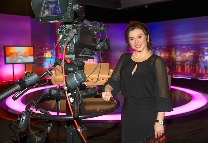 Moderátorka Dana Morávková, foto: TV Barrandov
