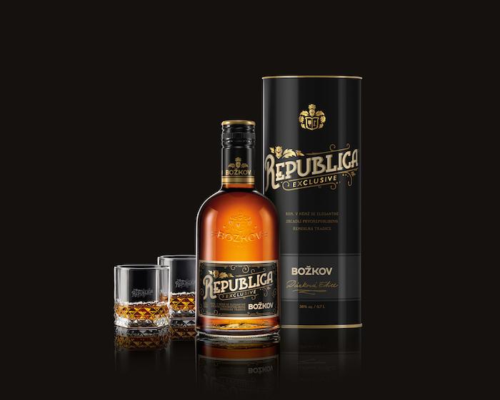 Stock Plzeň-Božkov uvádí pod značkou Božkov první třtinový rum, foto: Stock Plzeň-Božkov.