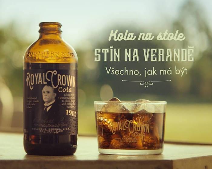 Zdroj: FB Royal Crown Cola