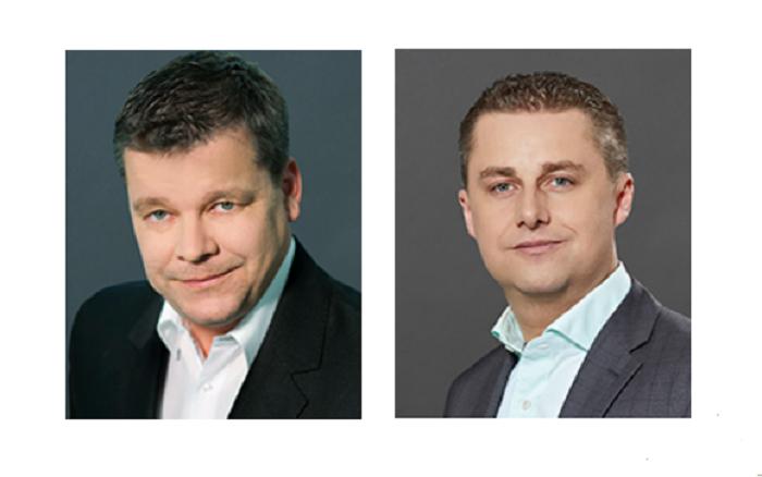 Martin Švehlák (vlevo) a Kamil Houska, foto: TV Nova