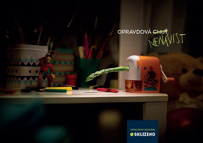 Nová kampaň sítě Sklizeno, zdroj: Sklizeno