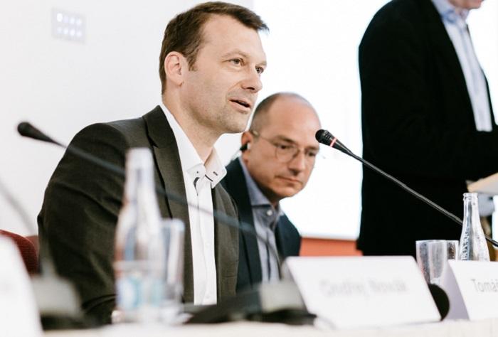 Tomáš Tkačík, foto: Unie vydavatelů