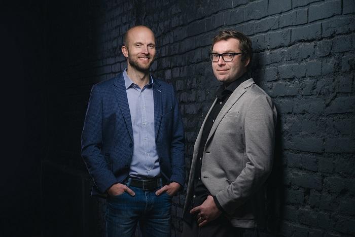 Lukáš Záhoř a Milan Kuchynka, foto: Mall Group