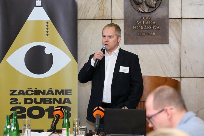 Programový ředitel Roman Mrázek, foto: FTV Prima