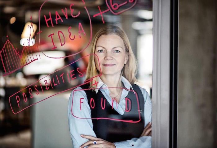 Jarmila Plachá, CEO Škoda Auto DigiLab