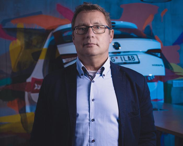 Petr Dörner ze Škoda Auto DigiLab