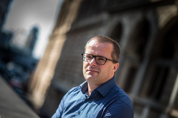 Josef Pazderka, foto: Economia, Filip Singer