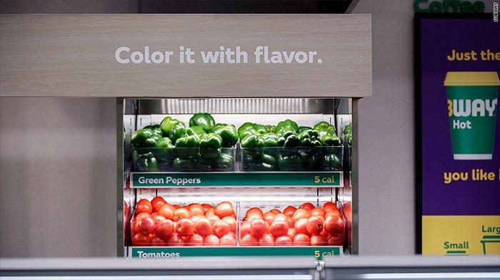 Zdůrazněny budou zejména čerstvé ingredience, foto: Subway.