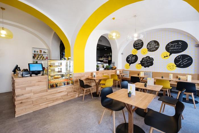 Kolínská Kavárna štěstí prošla redesignem, foto: Sazka.