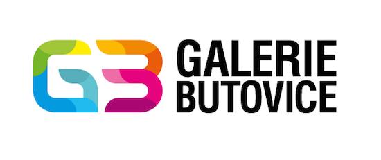 Nove logo Galerie Butovice