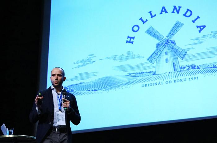Jan Škoda na konferenci Brandstorimg, foto: Internet Info
