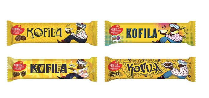Nová limitovaná edice značky Kofila, zdroj: Nestlé
