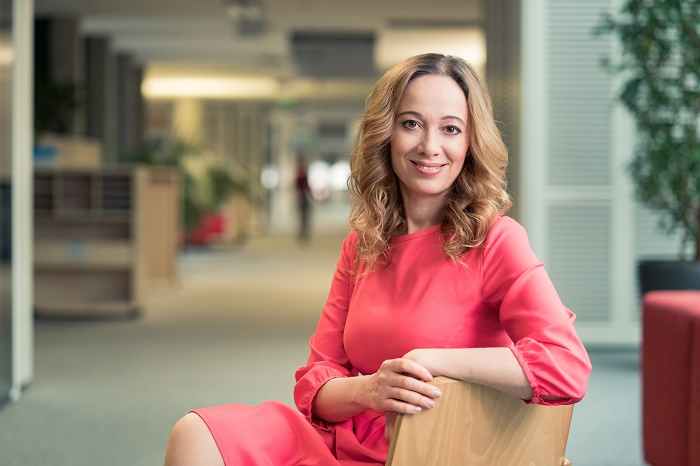 Renata Pixová Němcová, foto: ČSOB