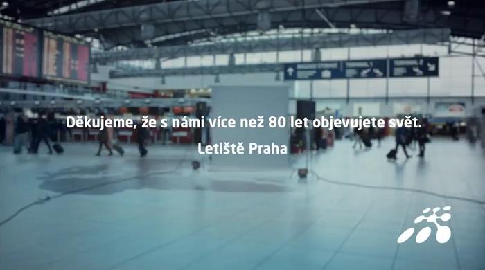 Zdroj: Repro YT Letiště Praha