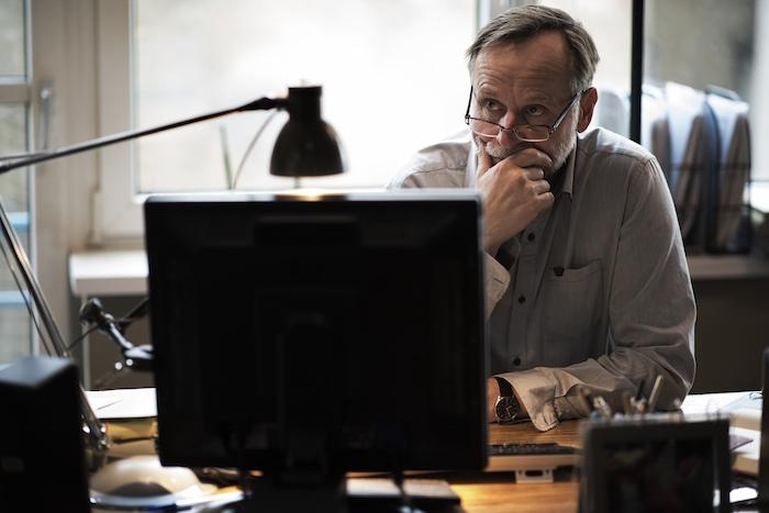 Karel Roden v novém seriálu Princip slasti, foto: ČT, Dostálková