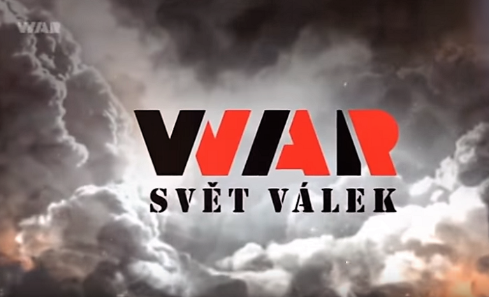 Foto: print screen vysílání stanice War svět válek
