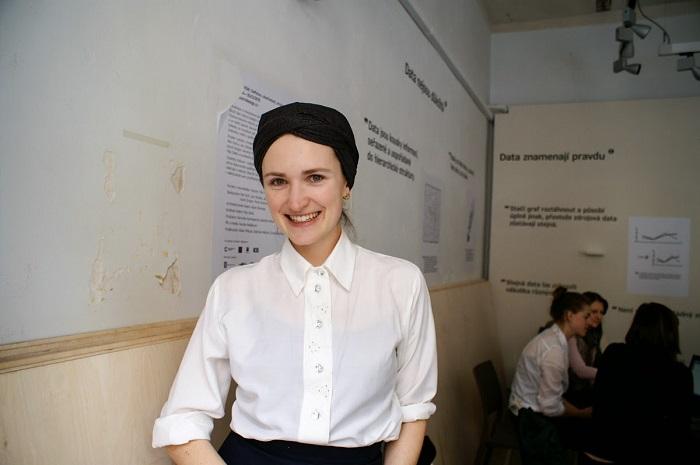 Kamila Boudová, foto: Slou Mag