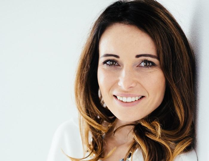 Veronika Demčíková, brand manažerka BeBe Dobré ráno, foto: Sojky fotografia