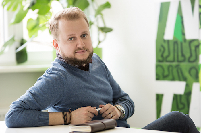 Matouš Fridrich, foto: Triad