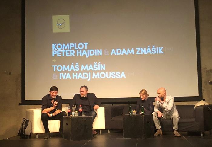 Kreativci prezidentských kampaní, foto: MediaGuru.cz