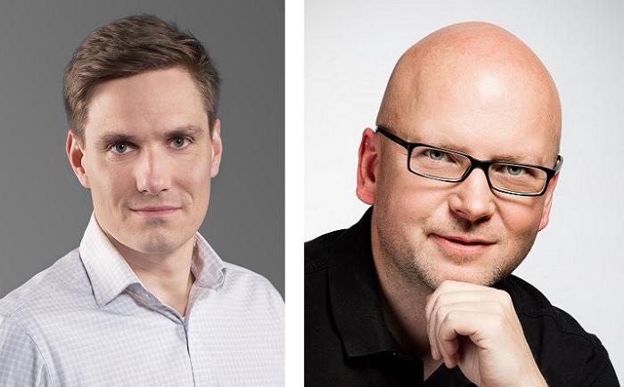 Martin Hanzal a Jiří Vítek, foto: Mindshare