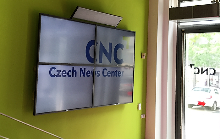 Czech News Center, foto: MediaGuru.cz