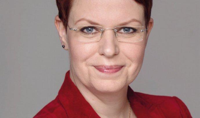 Markéta Kuklová, zdroj: Vodafone