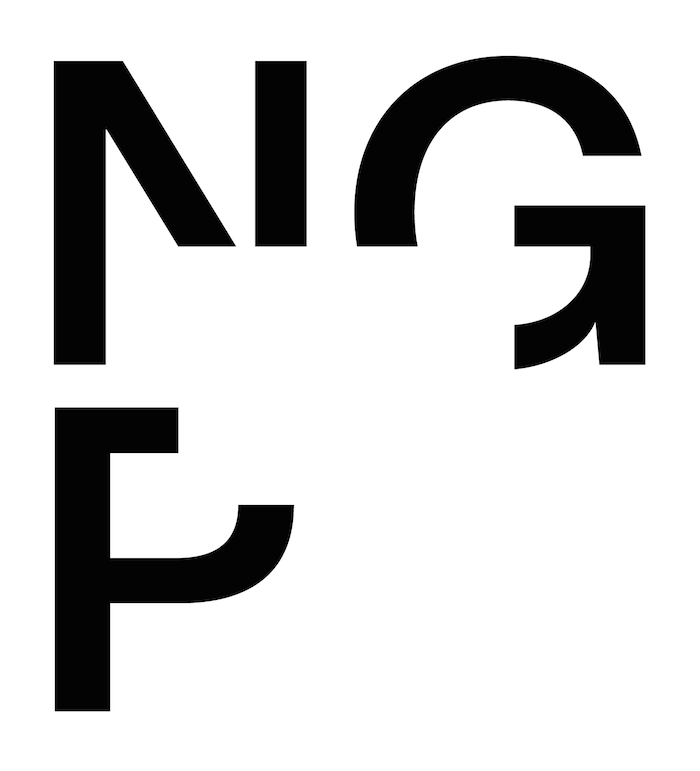 Nové logo Národní galerie Praha